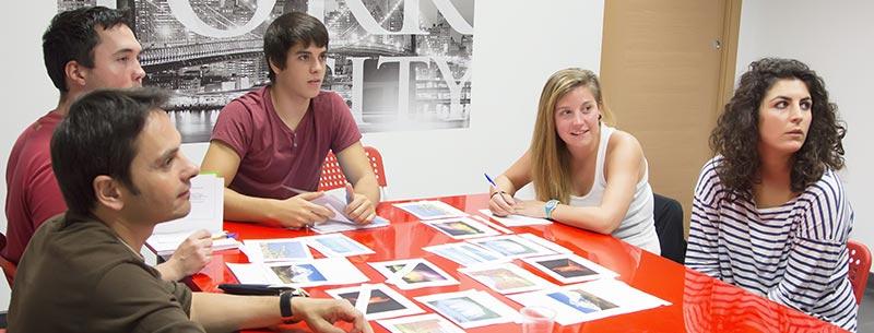 Clases de alemán para jóvenes