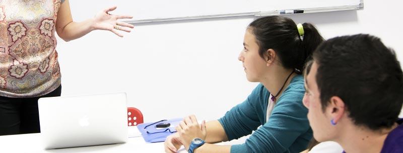 Preparación de exámenes oficiales en colegios