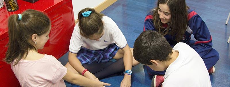 Extraescolares en inglés para colegios