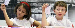 Extraescolares de inglés para primaria
