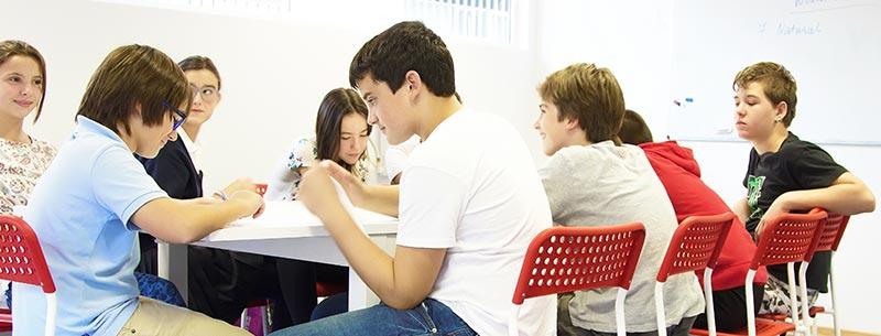 Extraescolares de inglés para secundaria