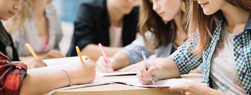 Cursos intensivos para preparación de exámenes