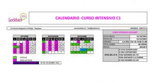 C1 INTENSIVO OCTUBRE-DICIEMBRE 2021
